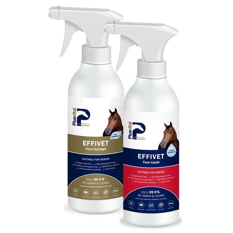 Plusvital effivet liquid 500ml
